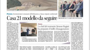 2016-10-22-articolo-corriere-di-siena-taglio-del-nastro-casa21-mariella-baccheschi
